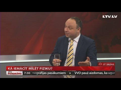 Intervija ar Vjačeslavu Kaščejevu