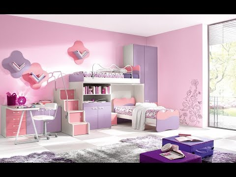 Creative Pink Girls Room Design Ideas Tour 2019 | DIY Interior Design Decorating On a Budget