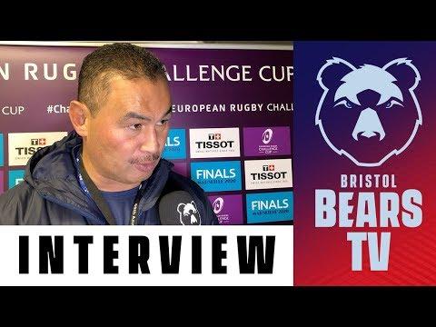 Lam Reflects On European Bonus Point Win