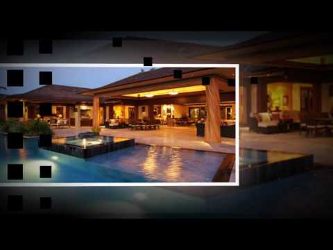 luxury vacation homes in hawaii with swimming pool