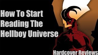 How To Start Reading The Hellboy Universe