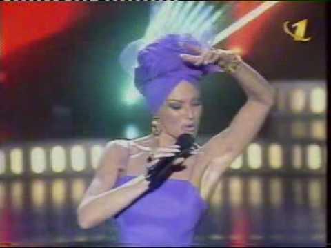 Irina Ponarovskaya - Ирина Понаровская Самба 1998