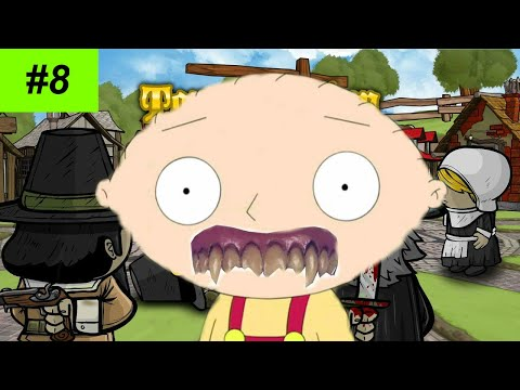 Stewie Griffin the vampire - PSV CREW - Town Of Salem - part 10
