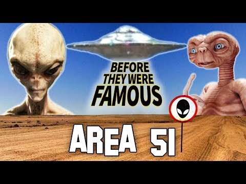 Area 51  Before They Were Famous  A Million People To Storm Area 51