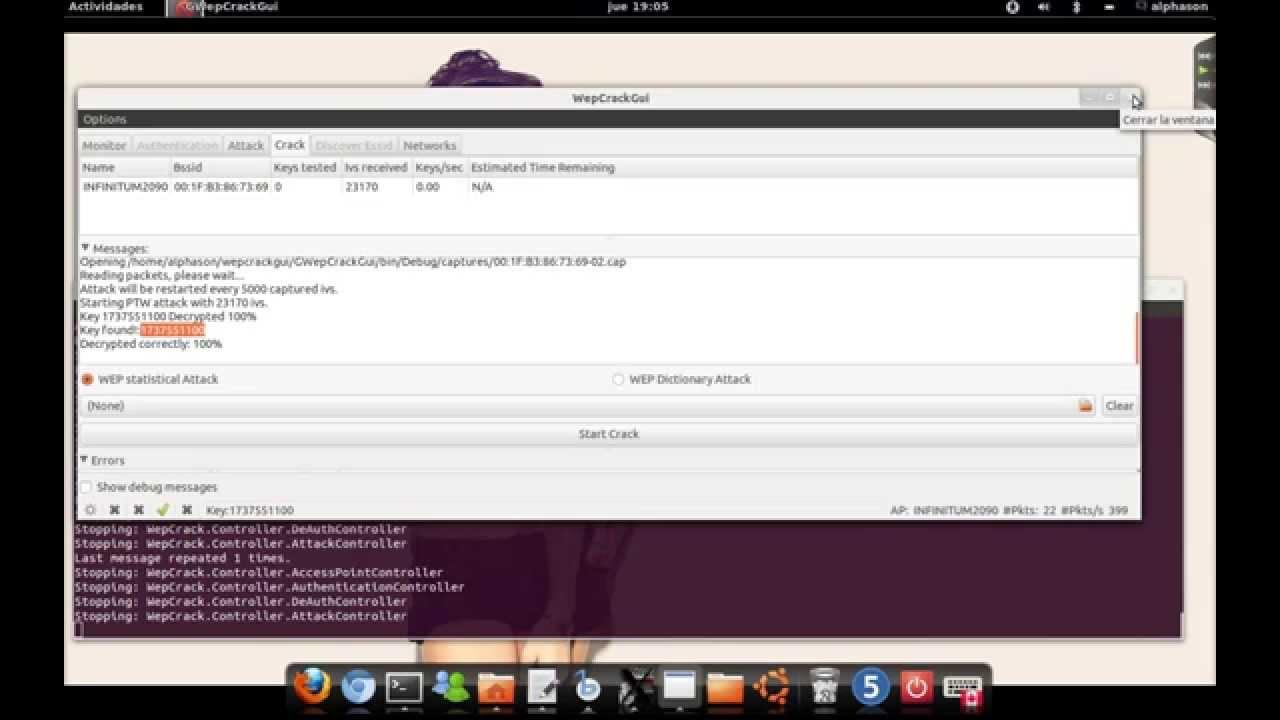 how to use aircrack ng ubuntu