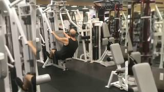 NEW funny gym fail compilation | Stupid people workout fail compilation