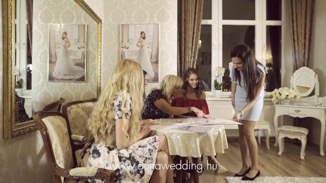 ffda2226f5 Duna Wedding Esküvői Ruhaszalon - Budapest - Prémium Menyasszonyi Ruhák,  Cipők, Ékszerek
