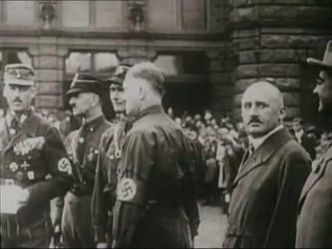 Historia De La II Guerra Mundial - 1/8 - Historia de Hitler (Parte 1)