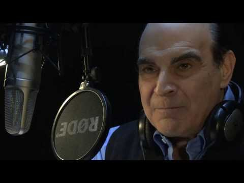The NIV Audio Bible: Read by David Suchet