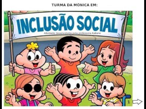 Luana 2 Anos Inclusao Social Youtube