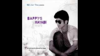 Raater Akash--Bappy Ft Rifat(Bappy's Mayabi)
