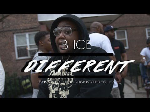 B ICE - DIFFERENT