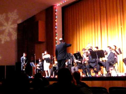 The GGHS Jazz Band - The Christmas Song