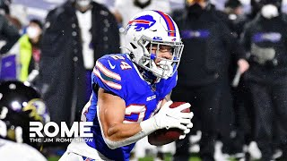Bills Can Make The Super Bowl | Taron Johnson Talks Pick 6 And Facing The Chiefs | The Jim Rome Show