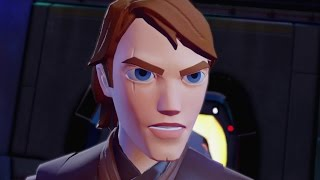 Disney Infinity 3.0 - Twilight of the Republic Playset Part 5 - Jedi Temple