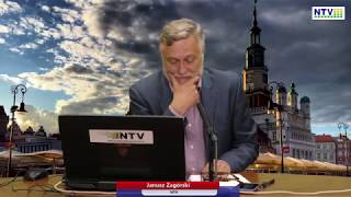 Nie tylko o UFO - spotkanie w Poznaniu 28.04.2019 - Janusz Zagórski