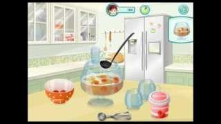Fruit Slush Punch Video For Cool Fun-cooking Game-girsl Games