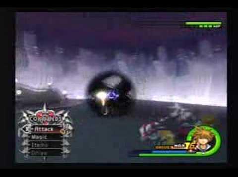 Kingdom Hearts II - Xemnas 1 (No Damage, kinda)