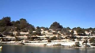 Lac Esparron.AVI