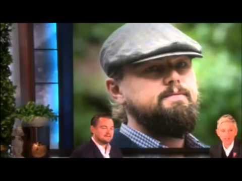 Leonardo DiCaprio On Ellen 2016 full interview!