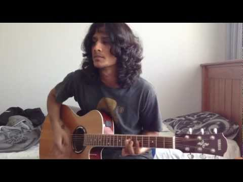 RHCP - Under the Bridge (acoustic)