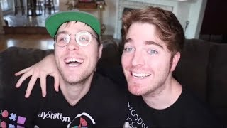 Shane Dawson and Garrett Watts Funniest Moments