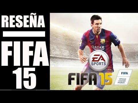 Reseña FIFA 15 en español