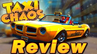 Taxi Chaos Review | Nintendo Switch, PS4, Xbox One (Video Game Video Review)