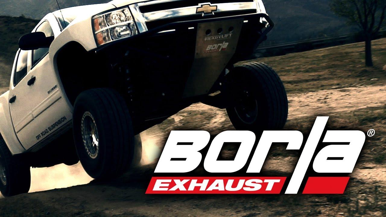 borla performance cat back exhaust systems