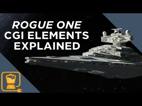Why Certain Rogue One CGI Elements Don't Match A New Hope - Daily News Roundup
