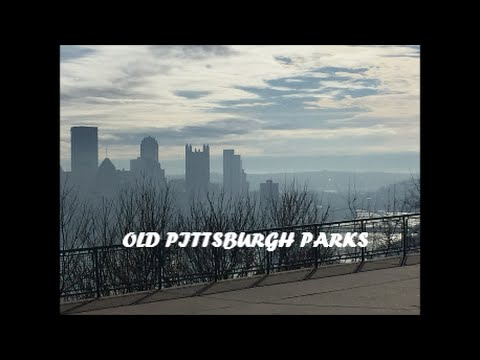 Metal detecting old pittsburgh parks. Some silver and an IHP.