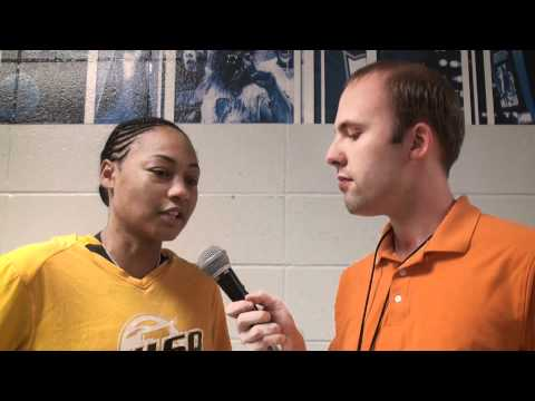 Tulsa Shock profile - Betty Lennox