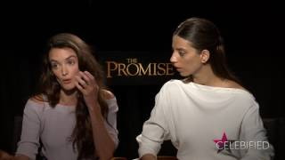 Exclusive Interview: Charlotte Le Bon and Angela Sarafyan Talk THE PROMISE