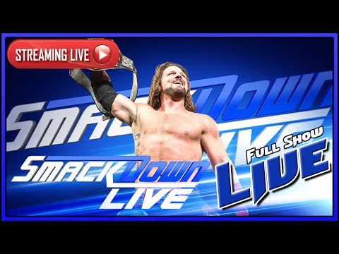 WWE SmackDown Live Full Show July 11th 2017 Live Reactions