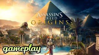 Assassins creed Origen, gameplay fase 1 - almadgata