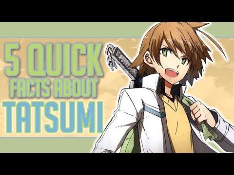 5 Quick Facts About Tatsumi - Akame Ga Kill!