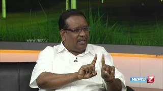 Tamil teacher 'Arul Prakash' explains the greatness of education 1/2 | Varaverpparai | News7 Tamil