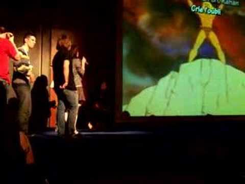 Mangazur Toulon 2007 Karaoke Rahan