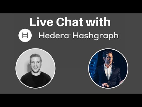 Live Chat with Hashgraph's Jordan Fried