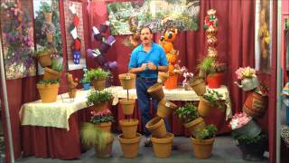 Amazing Plant Stands Tutorial by Robert Barnes