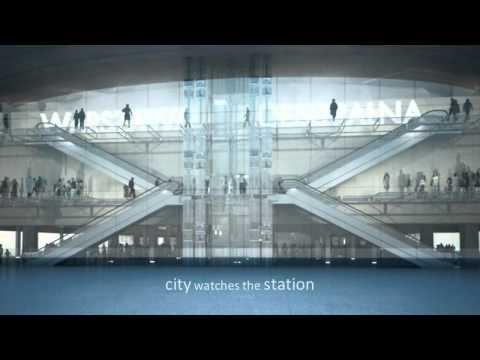 Lindustria - Warsaw Central Station