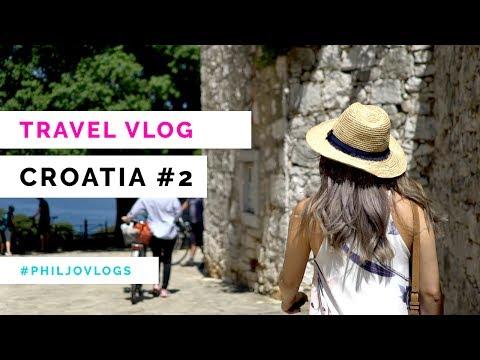 CROATIA VLOG #2 - Plitvice Lakes (Croatia's TOP attraction)