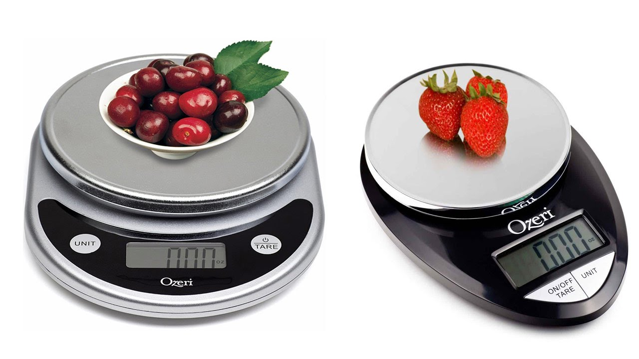Charmant Top 5 Best Digital Kitchen Scale Reviews   Cheap Food Scales   YouTube