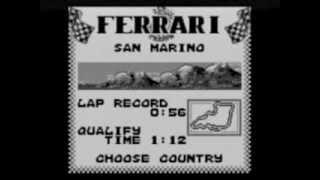 RETRO VALUE - Ferrari Grand Prix Challenge [Game Boy]