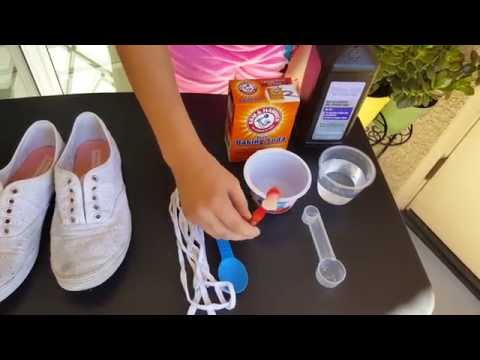 Your With How Shoes Baking Soda To Clean