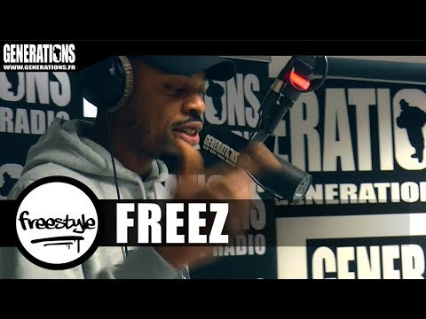 Youtube: Freez « Golden Freestyle » (Live des studios de Generations)