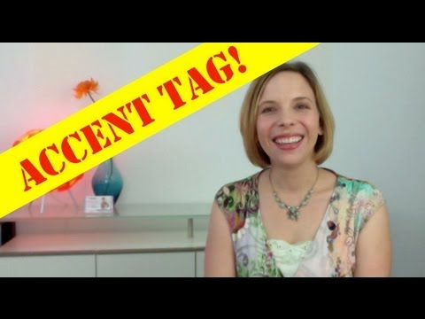 Accent Tag - Global English - Californian (Heather Hansen)