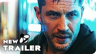 Venom Trailer (2018) Tom Hardy Spider-Man Spinoff Movie