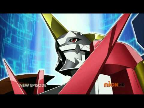 Digimon Fusion - Official Opening Theme Song