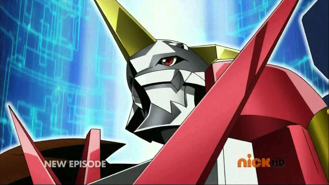Power Rangers Official | Digimon Fusion - Official Opening Theme Song #1
